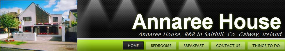 Annaree House, B&B Galway
